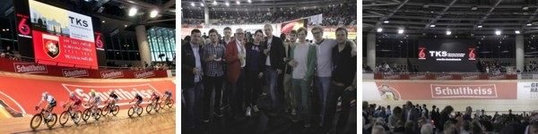 TKS at the 101st Berlin Sixdays
